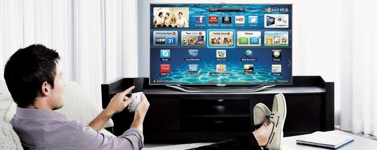 смарт-телевизор с Wi-Fi